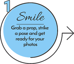 photo booth infographic