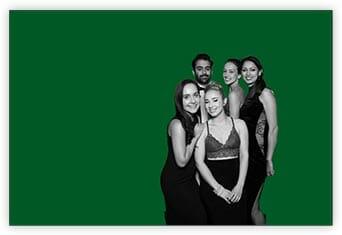 green screen artwork photo