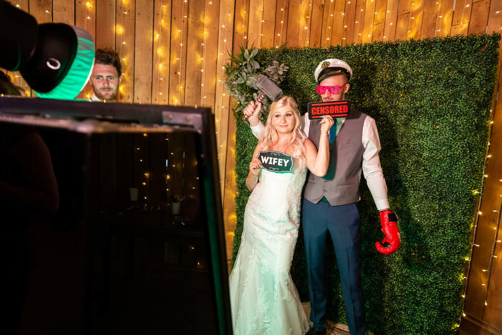 photo booth hire East Sussex